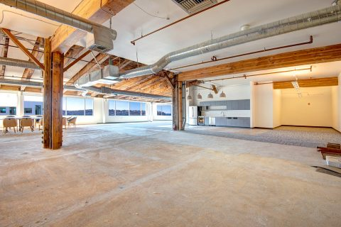 Vacant Tenant Space