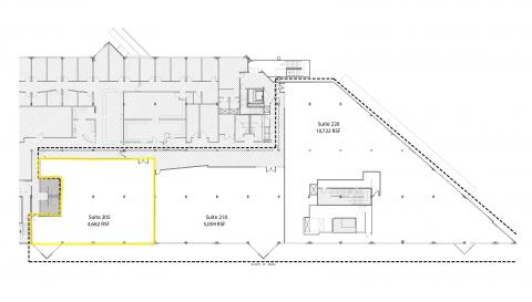 4,682 sq ft / Rent: $26 - $30/ft² NNN