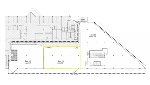 5,059 sq ft / Rent: $26 - $30/ft² NNN